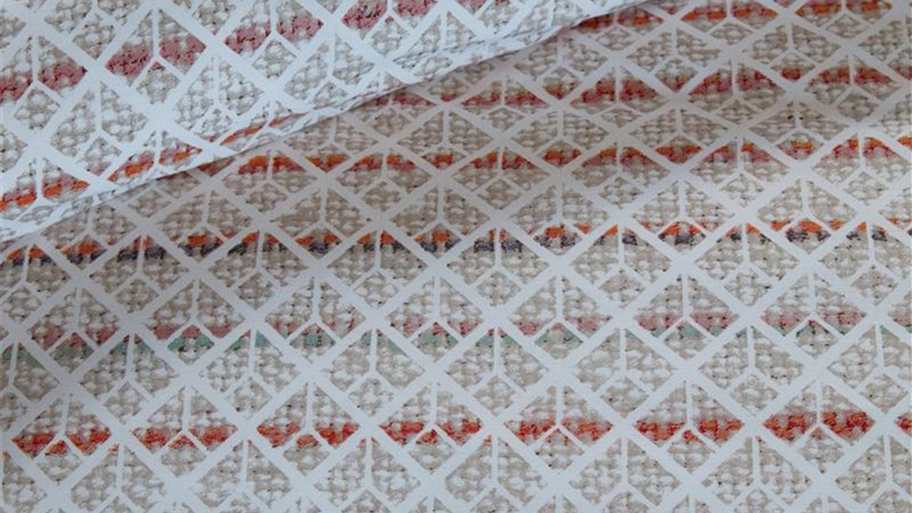 dbo_beddinghouse_woven_lines_pink_detail