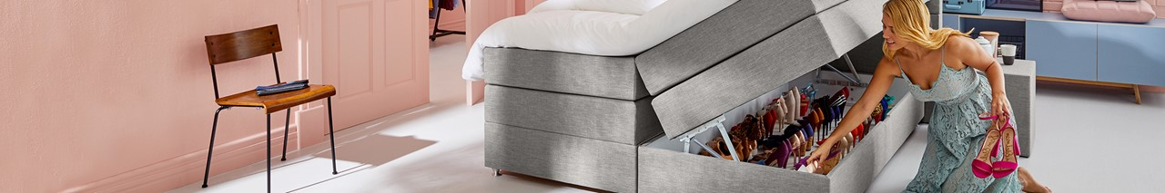Boxspring accessoires